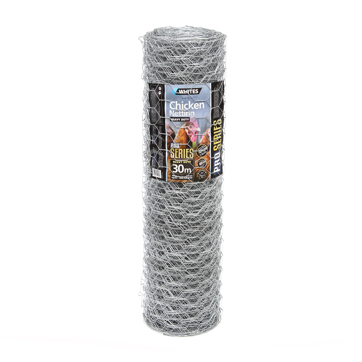 10469 pro series hd chicken netting 90x5x1.4 30m