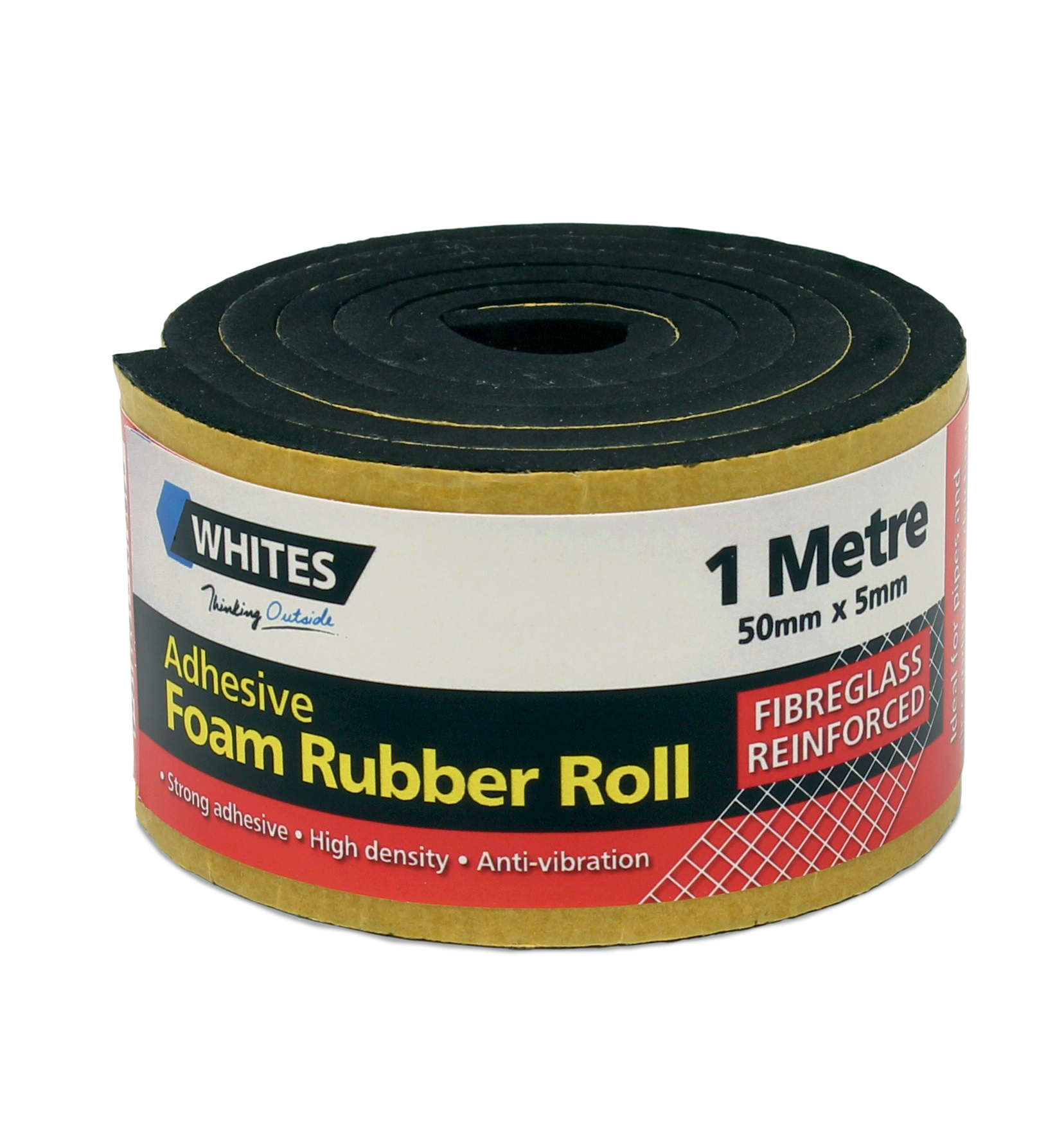 14738 Adhesive Foam Rubber Roll