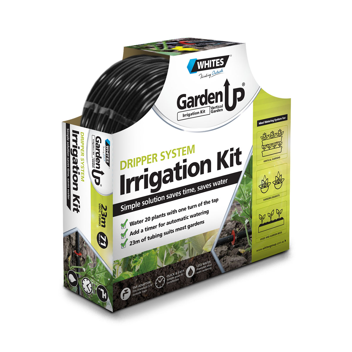 18059 Irrigation Dripper Kit