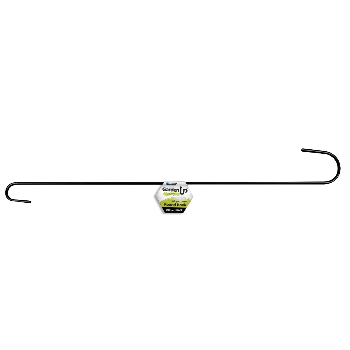 18070 - All Purpose Hook - Round 600mm Black