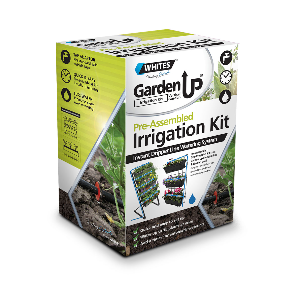 18089 Irrigation Pre-assembled Dripper Kit