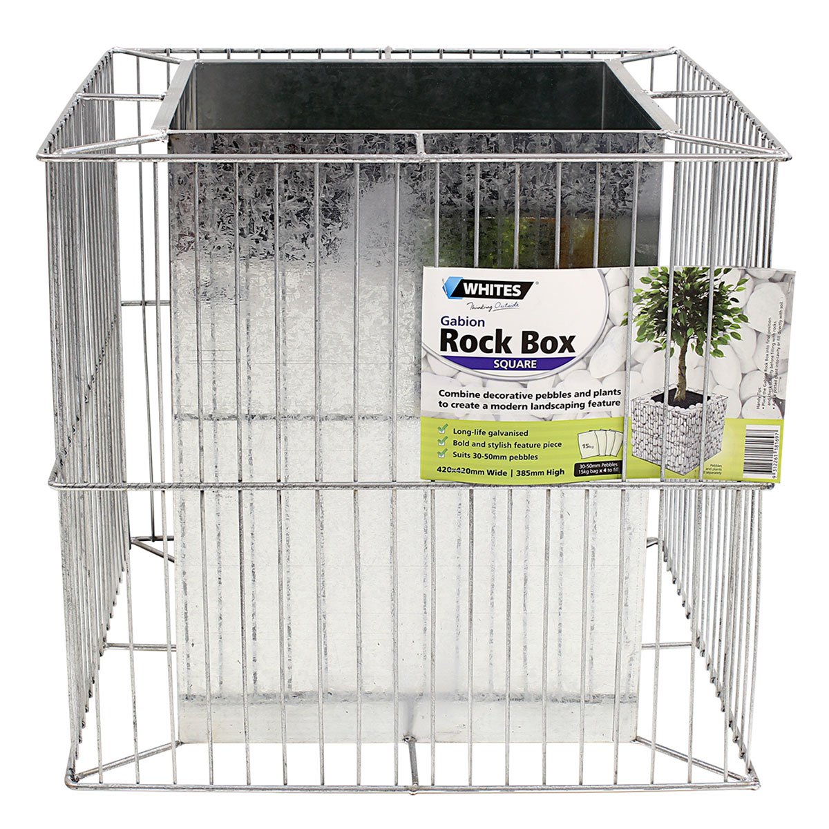 18169 Gabion Rock Box