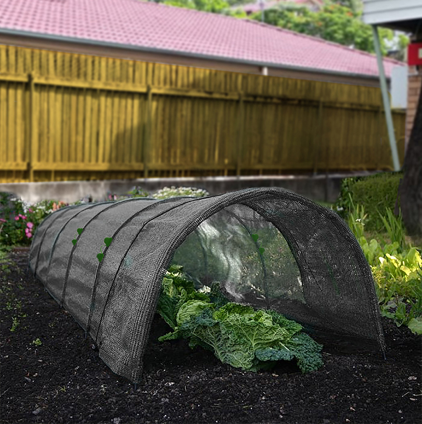 18340 Shade Grow Tunnel in situ
