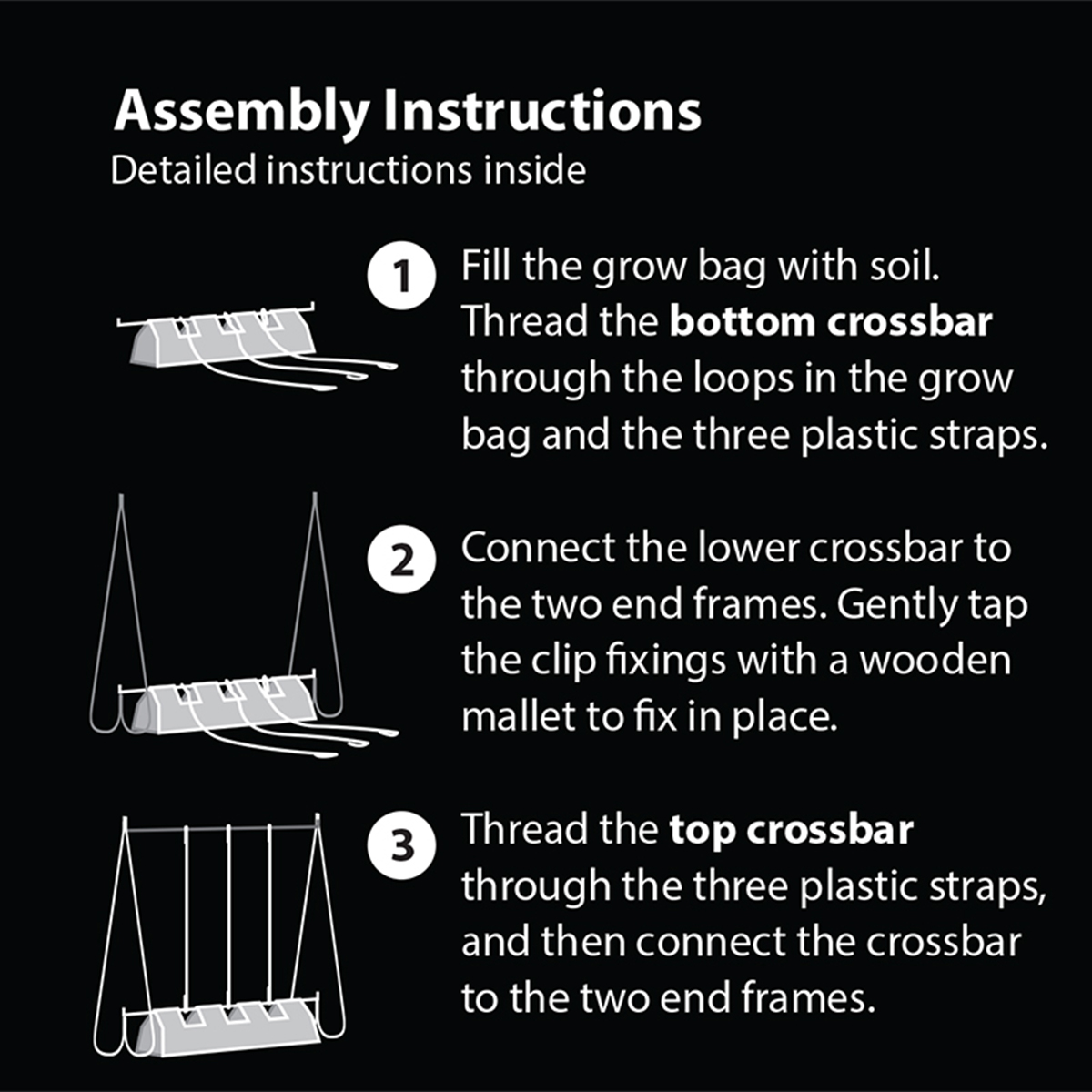 18402 grow bag frame instruction5