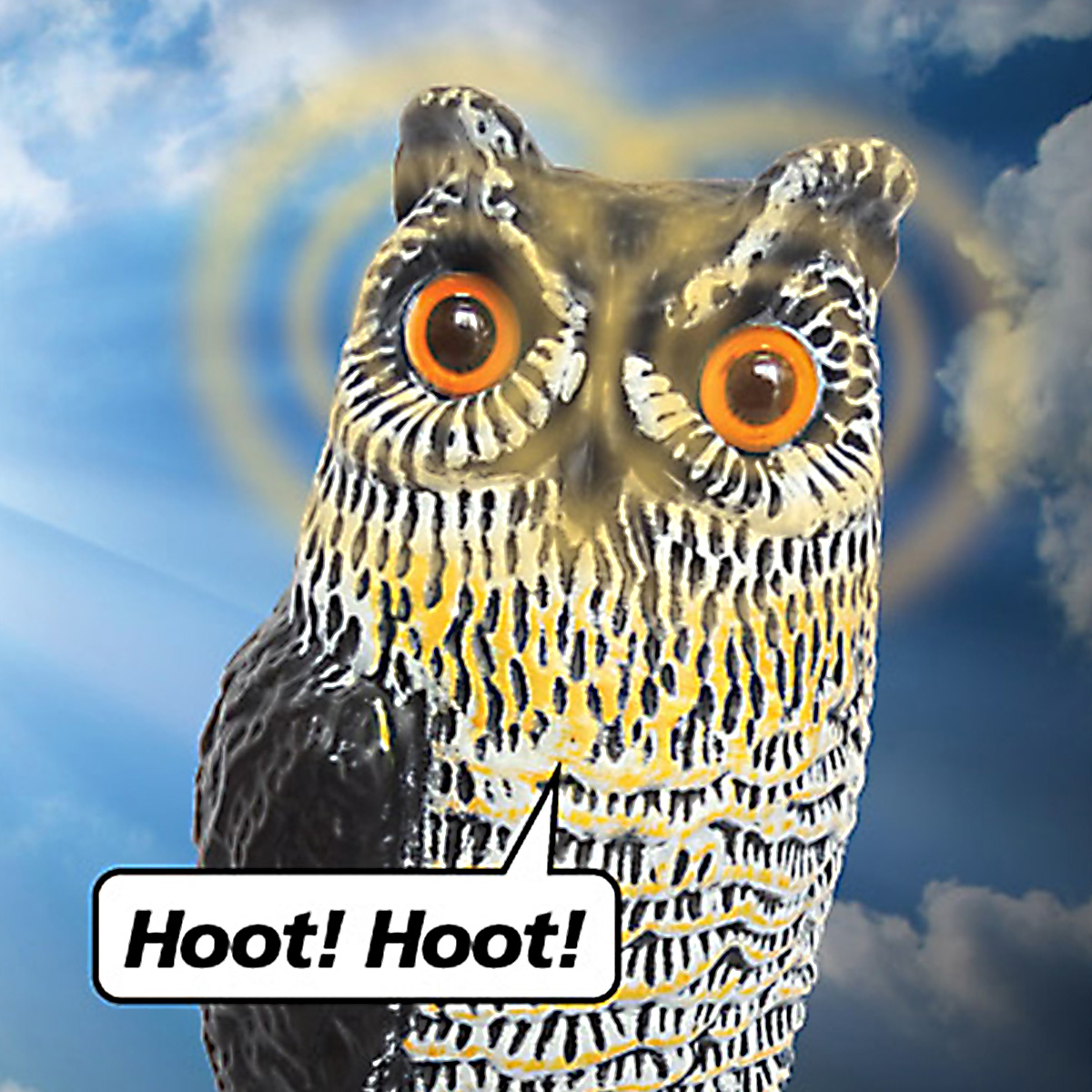 18408 solar power owl