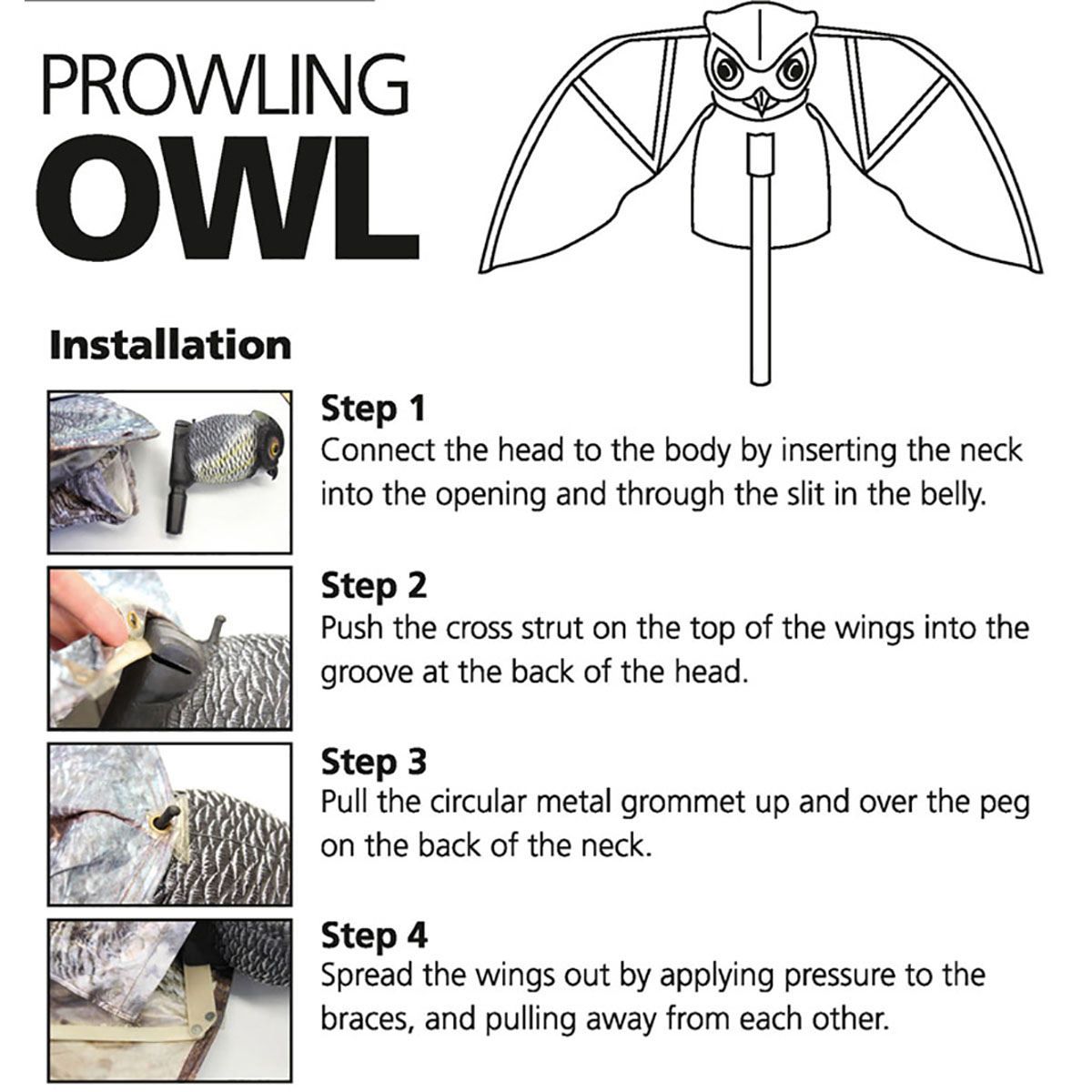 18409 prowling owl