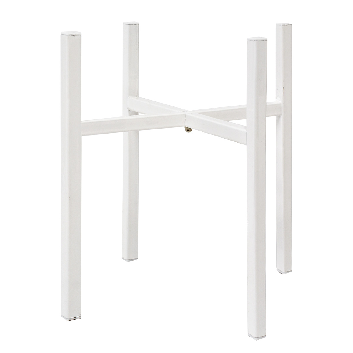18513 Richmond Plant Stand White 240x250mm