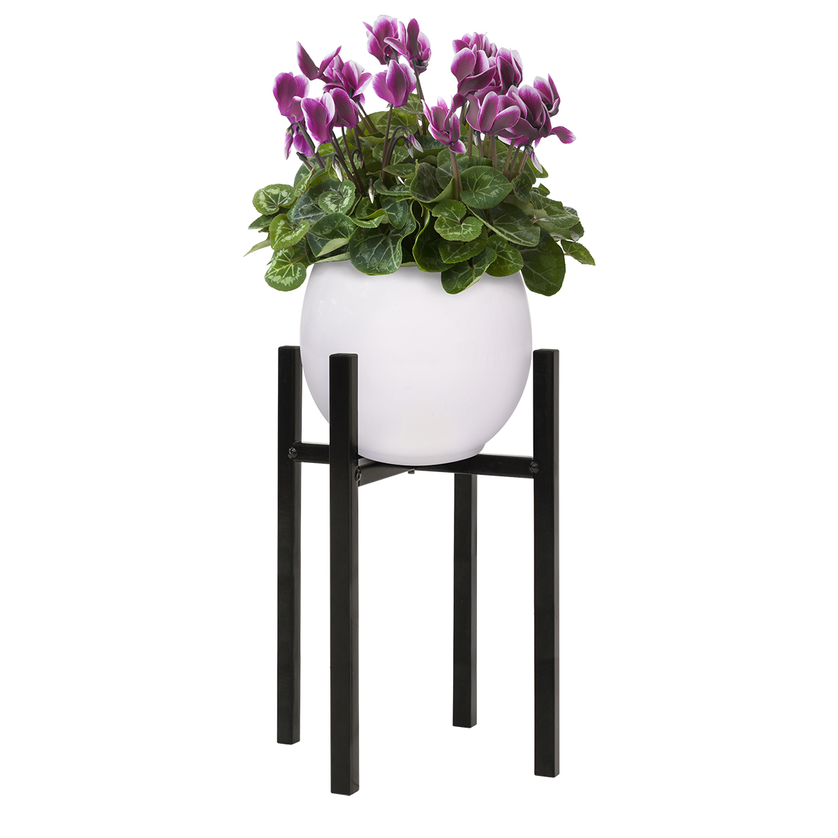 18514 Richmond Plant Stand Black 210x350mm