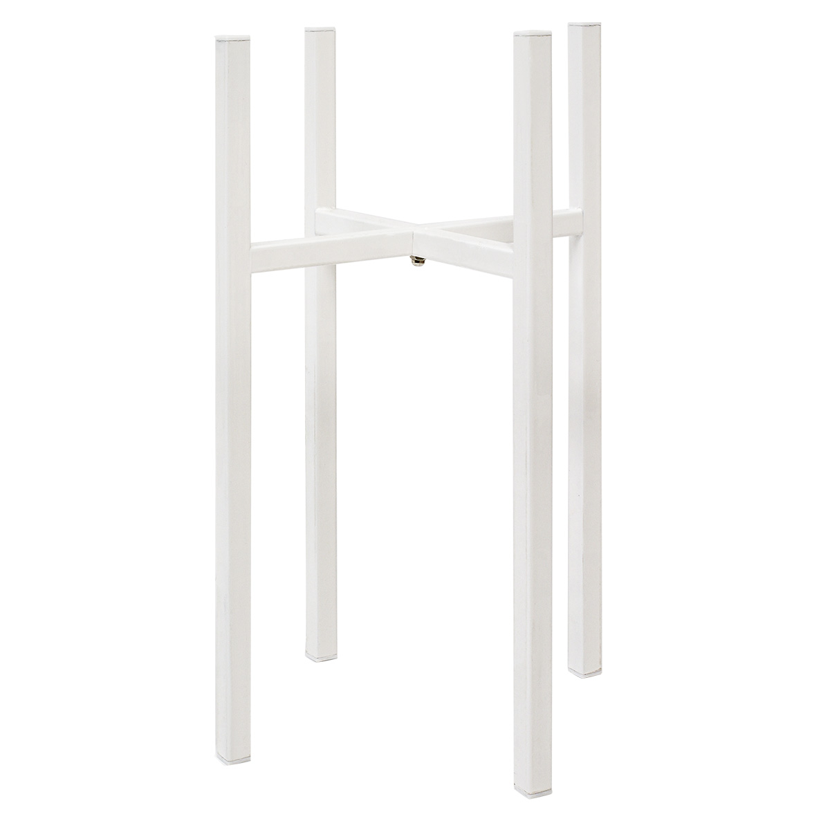 18515 Richmond Plant Stand White 210x350mm
