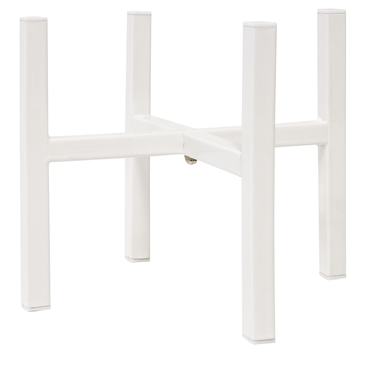 18517 Richmond Plant Stand White 190x160mm