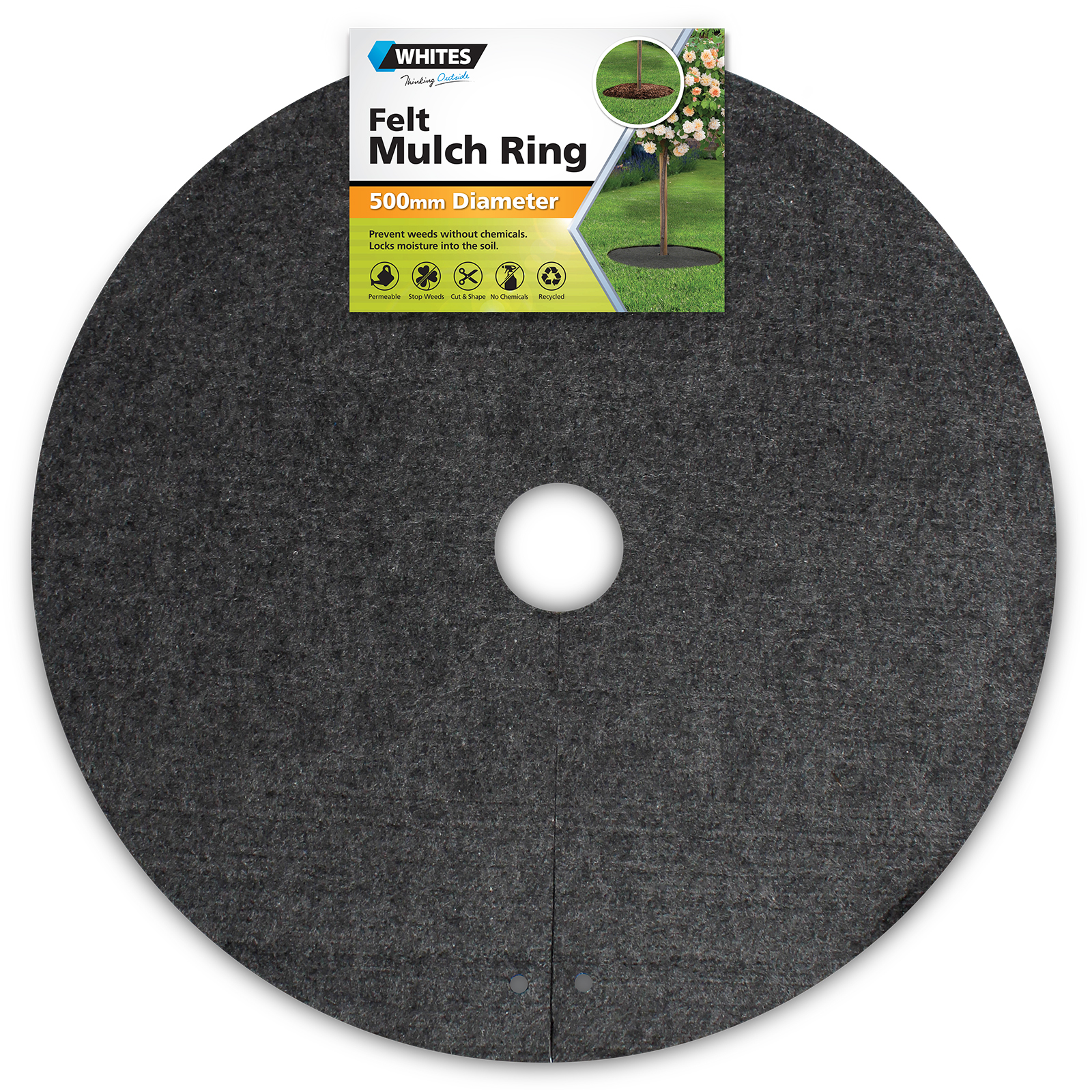 18618 Felt Mulch Ring