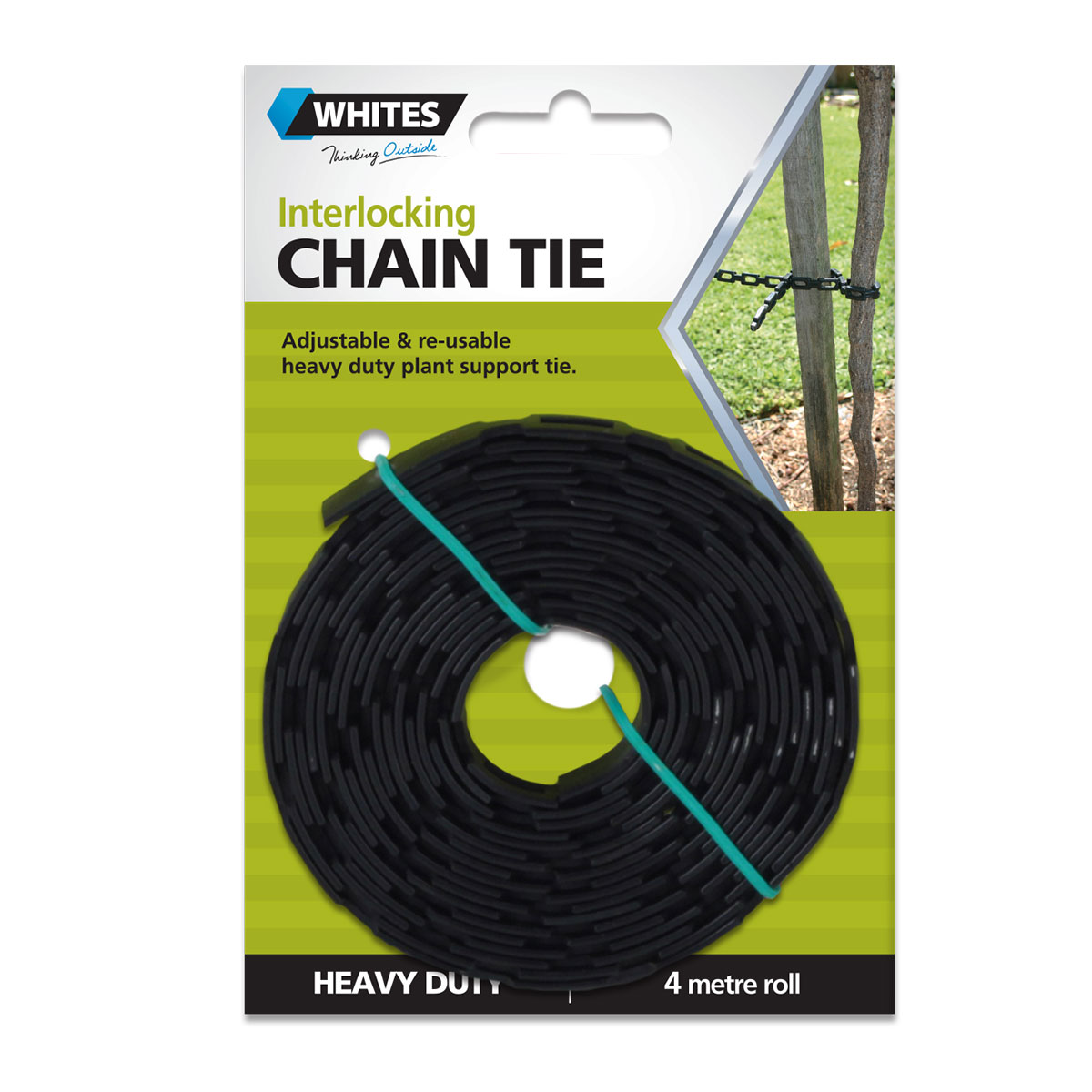 18712 Interlocking Chain Tie