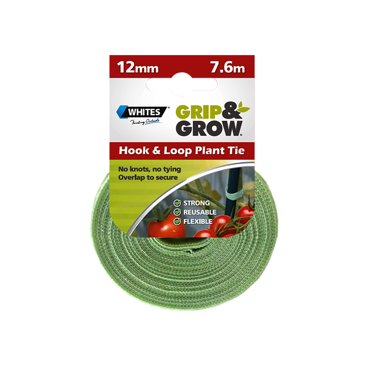 18719 - Grip & Grow Hook & Loop Plant Tie