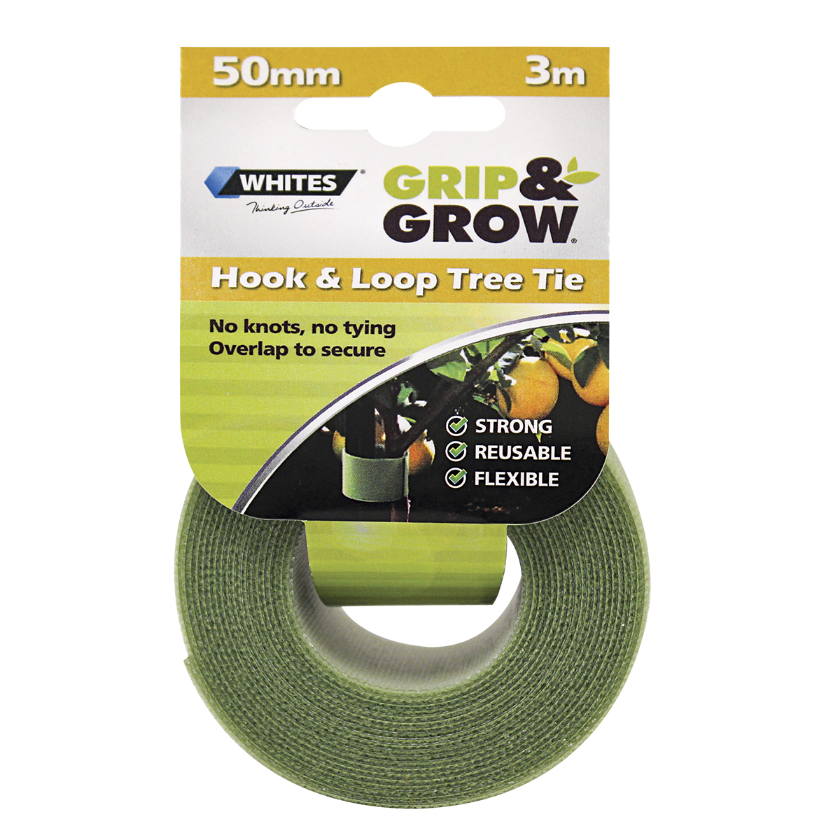 18724 - Grip & Grow Hook & Loop Plant Tie