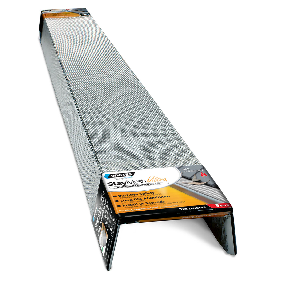 20004 Staymesh Ultra Aluminium Strip