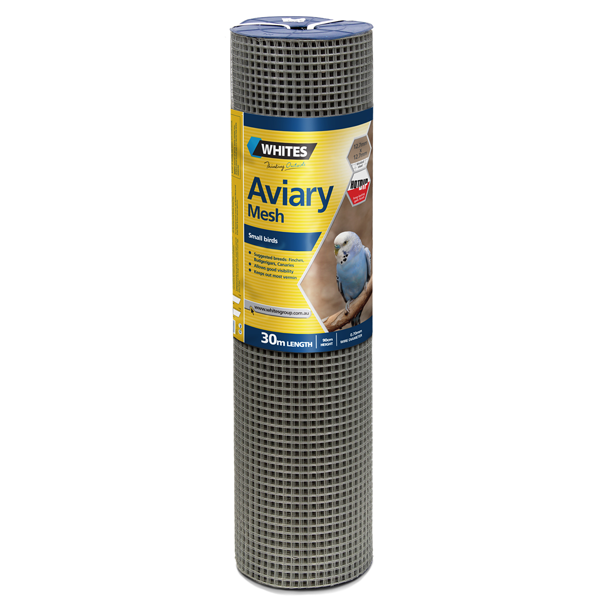 20870 90cm 12x12 Small Bird Aviary Mesh 30m