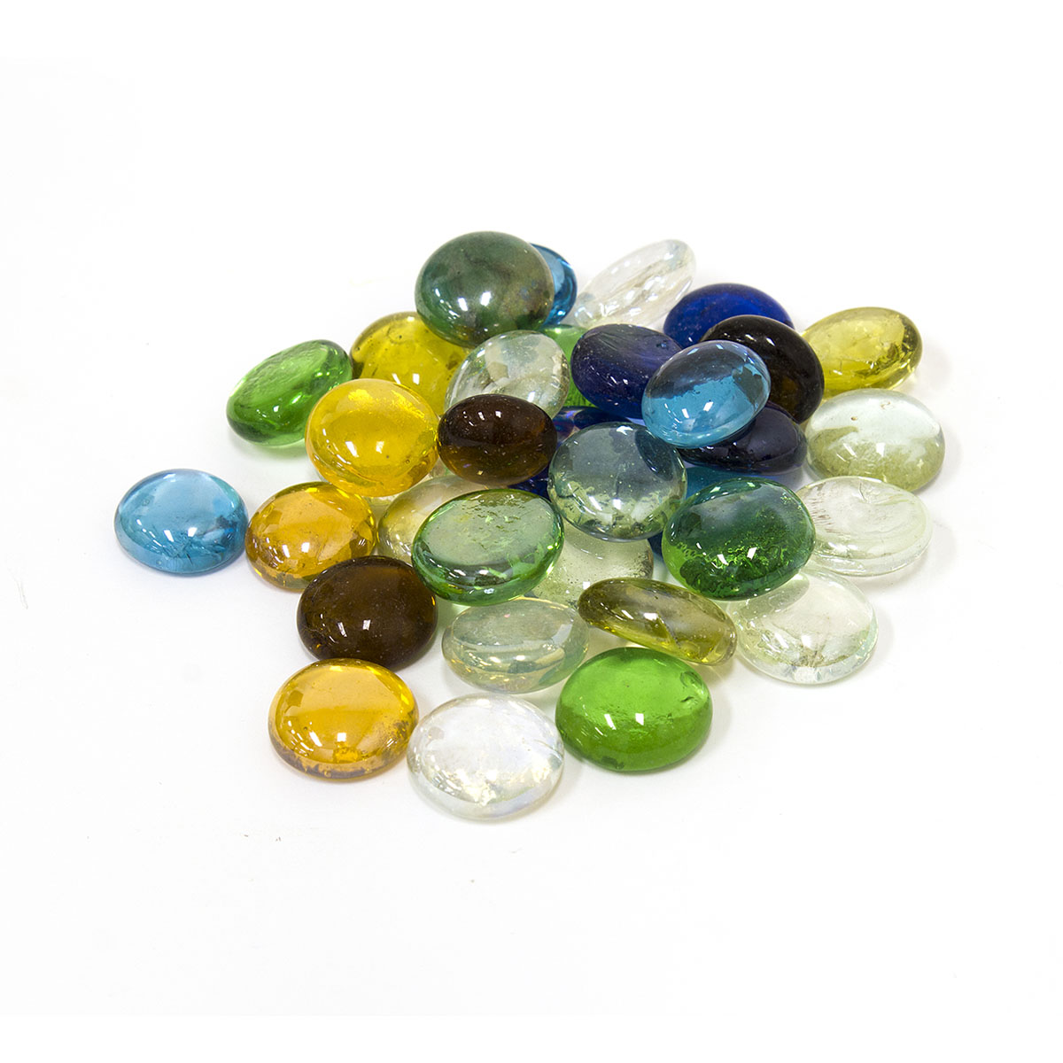 31006 Glass Gems buttons