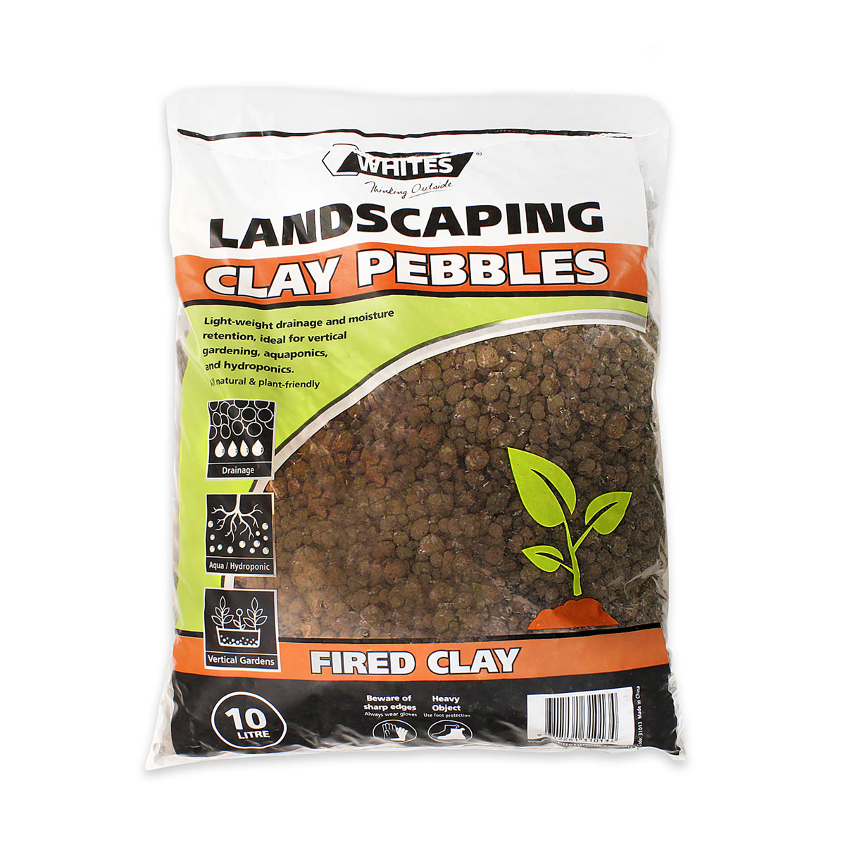 31013 Fired clay pebbles