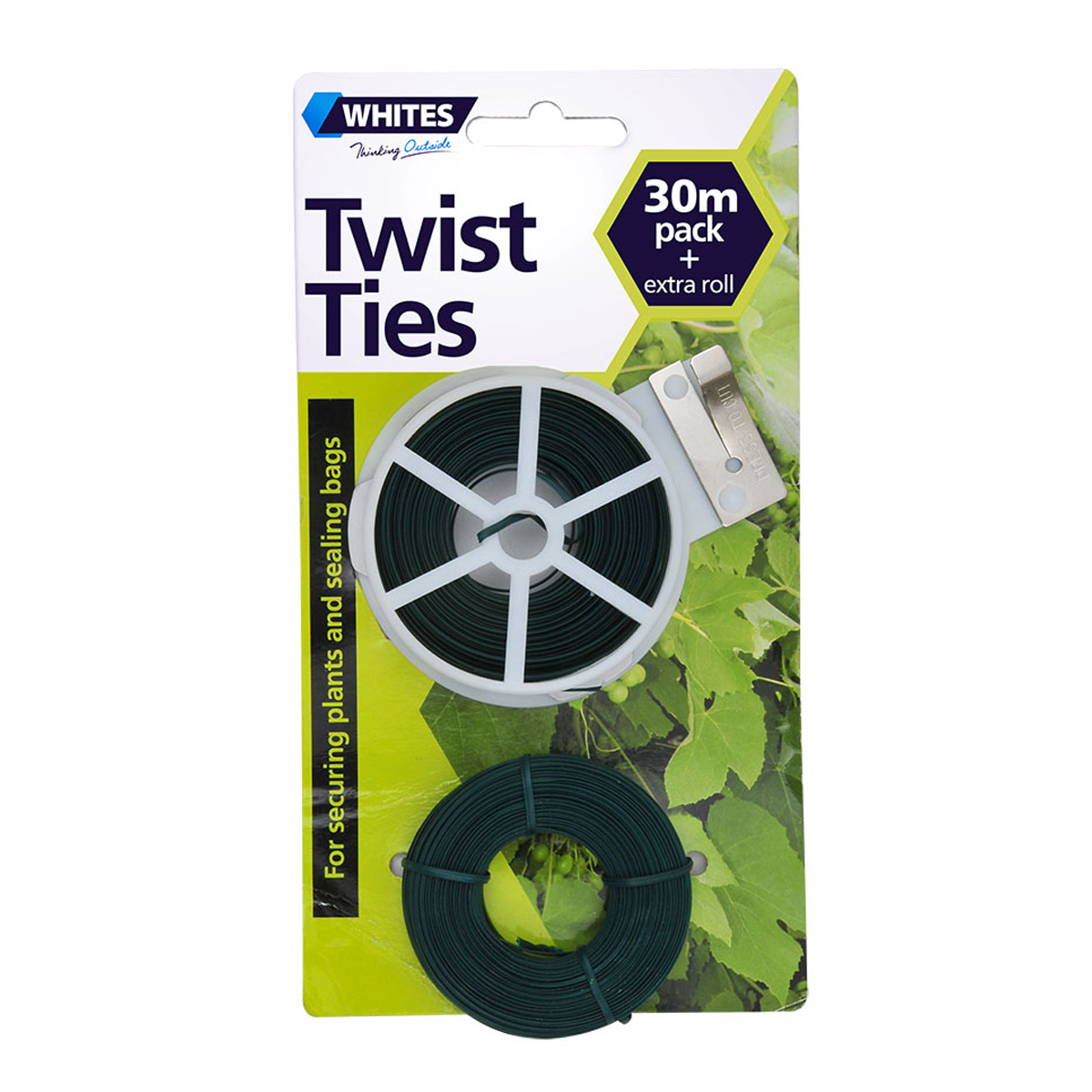 50220 Twist Ties 30m pack