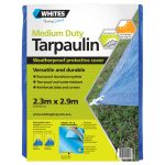 75604 -Medium Duty Tarp 2.3m x 2.9m