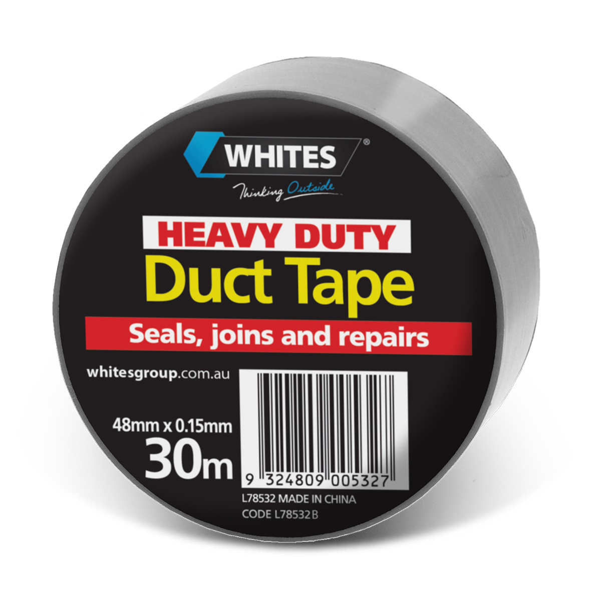 78532 - Heavy Duty Duct Tape 30m