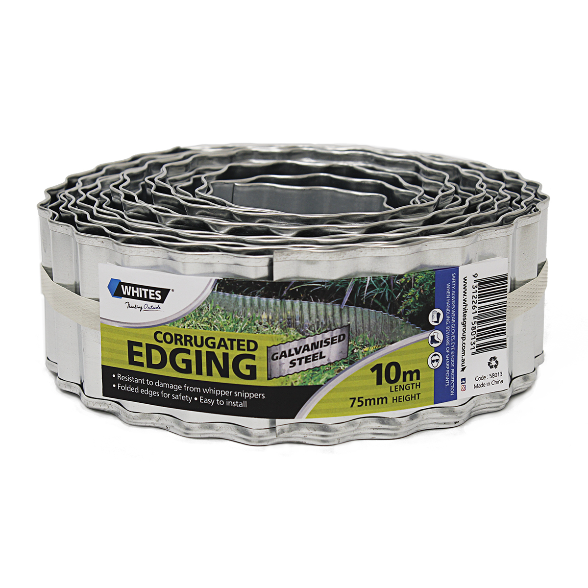 58013 - Corrugated Edging